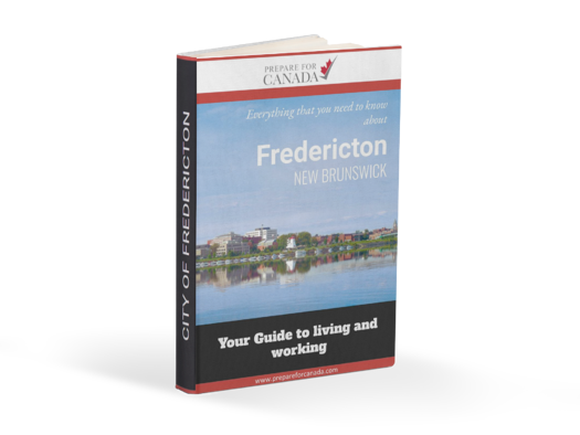 Fredericton Ebook Cover