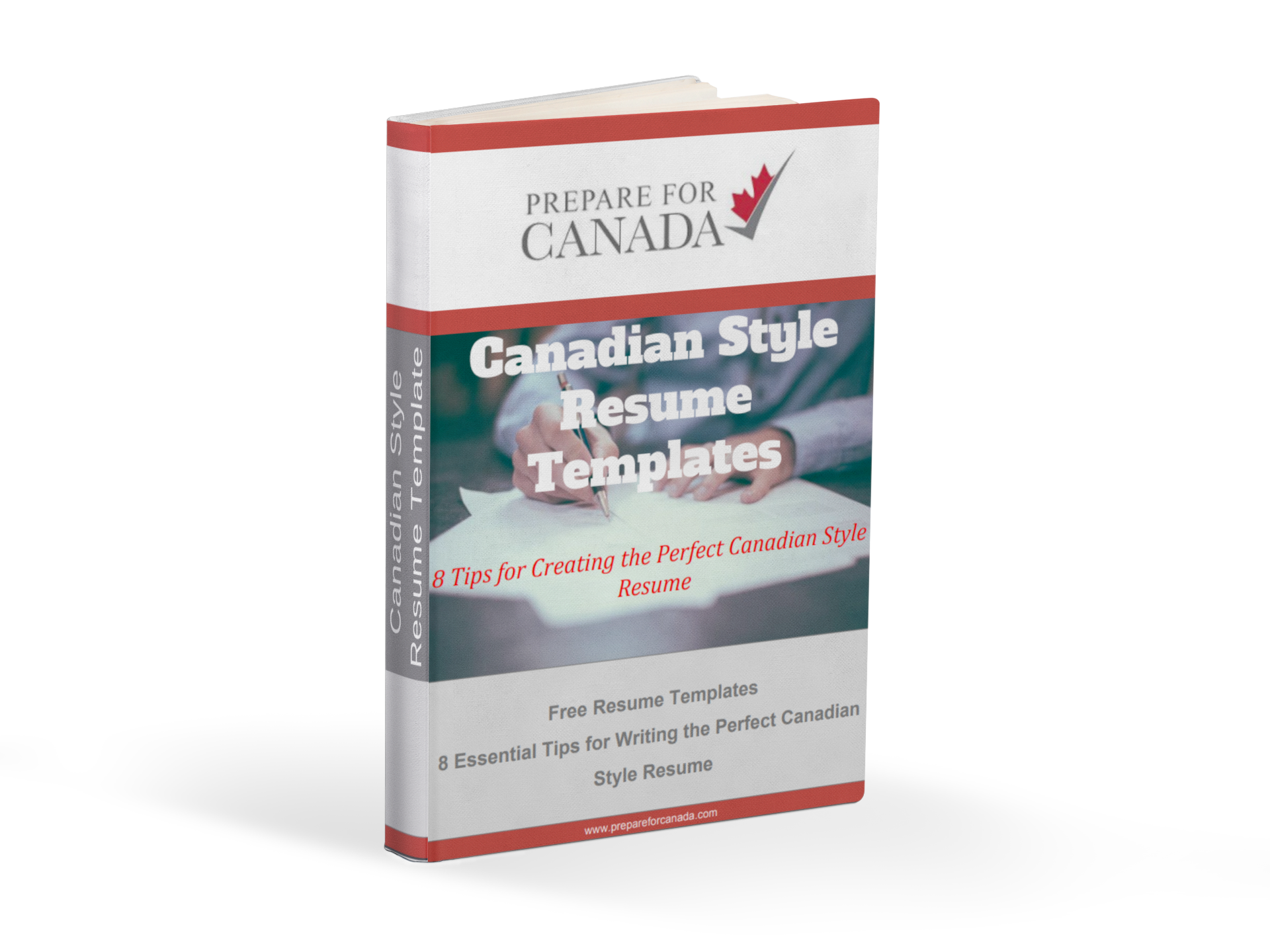 Canadian Style Resume Template