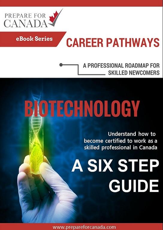 Career Pathways Biotechnology