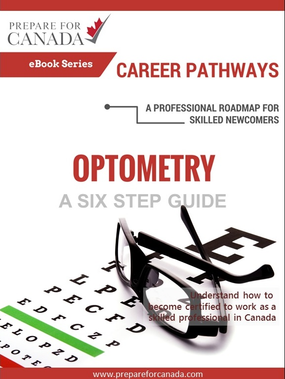 optometrists practice in Canada