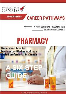 Career Pathways Pharmacy careers in Canada