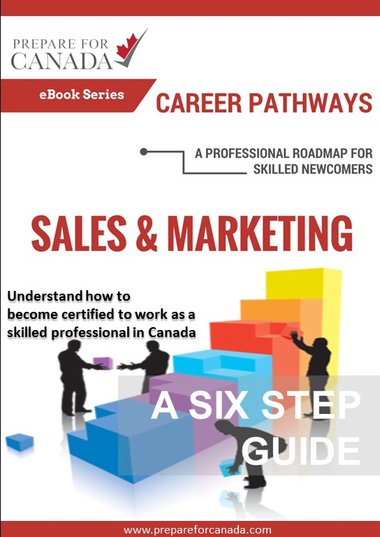 Career Pathways Sales and Marketing in Canada