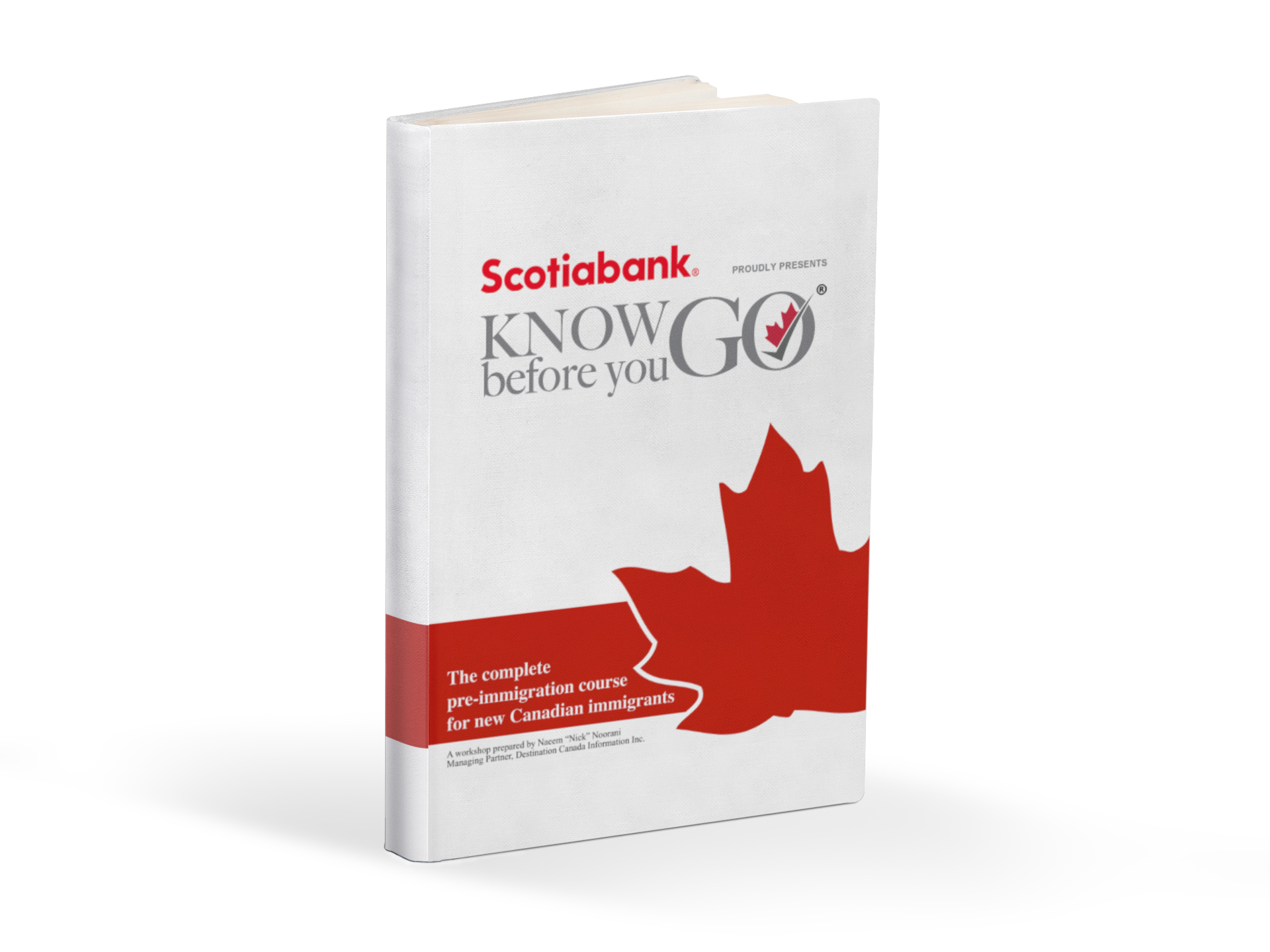 Free Workbook for Canadian Immigrants