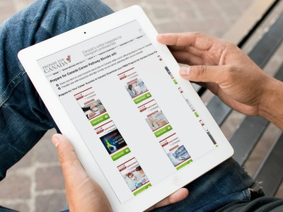ebooks prepare for Canada